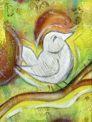 Organic Nature Giclee Print
