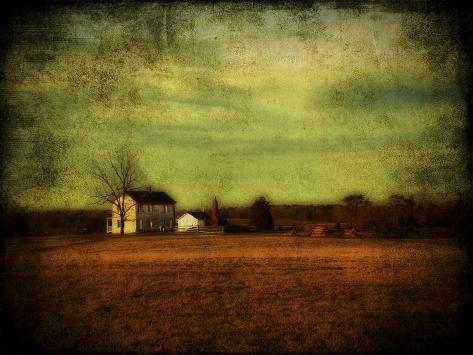 Through Yonder Window Giclee Print