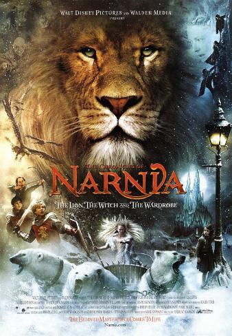 Chronicles of Narnia- Prince Caspian Double-sided poster