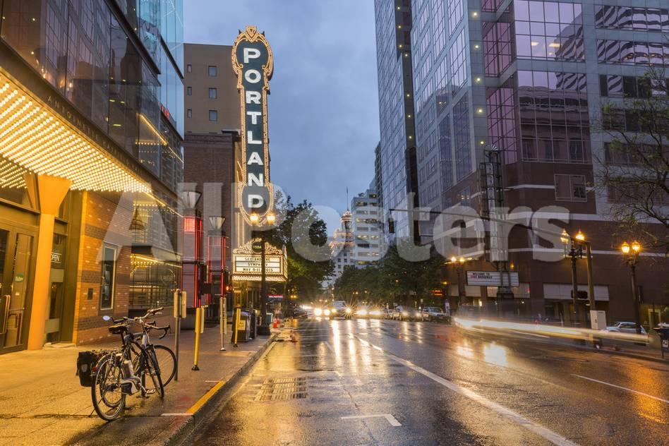 Arlene Schnitzer Concert Hall In Downtown Portland Oregon Photo By - Arlene schnitzer concert hall portland oregon