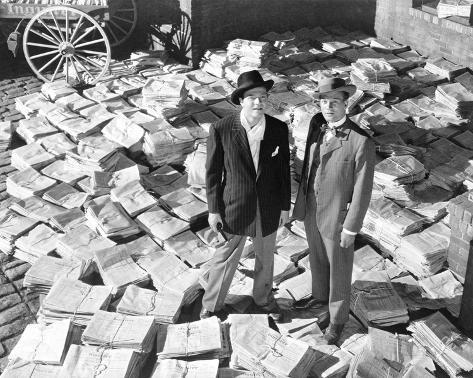 Cidadão Kane (1941) Fotografia