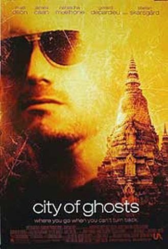 Cidade Fantasma Pôster original
