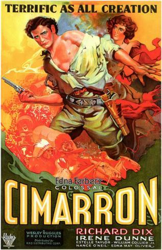 Cimarron Masterprint
