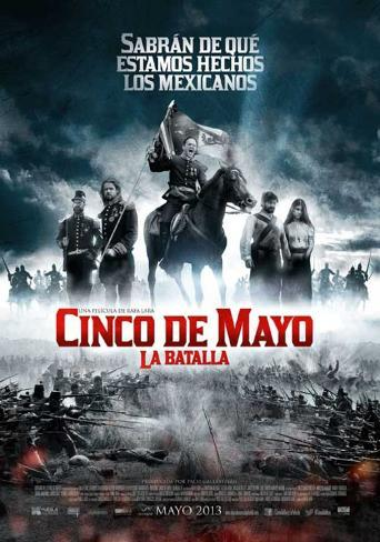 Cinco de Mayo La Batalla Movie Poster Masterprint