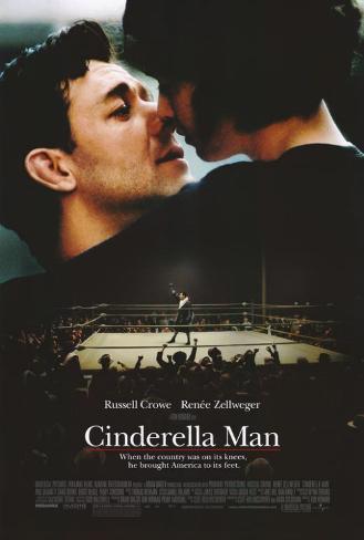 Cinderella Man Masterprint