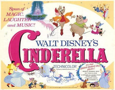 Cinderella -  Style Poster