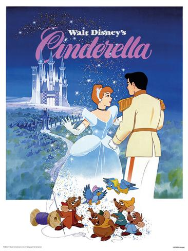 Cinderella Masterprint
