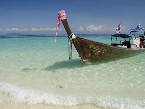Bamboo Island, Phuket, Andaman Sea, Thailand Photographic Print
