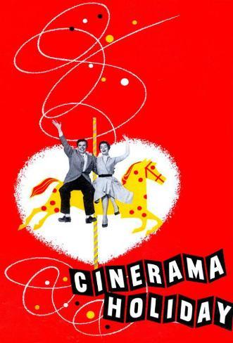 Cinerama Holiday Masterprint