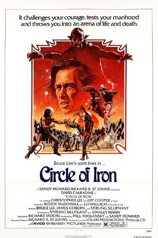 Circle of Iron Art Print