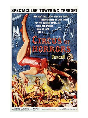 Circus of Horrors, 1960 Foto