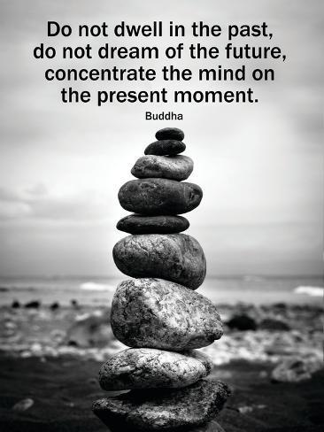 Citazione buddista, Poster motivazionale Poster