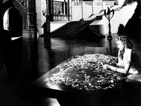 Citizen Kane, Dorothy Comingore, 1941 Photo