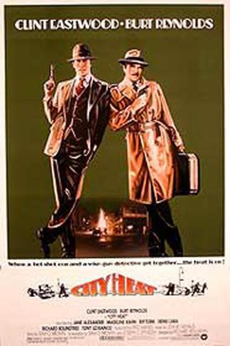 City Heat Original Poster