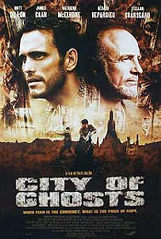 City Of Ghosts Original Poster