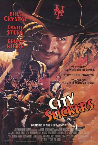 City Slickers Masterprint