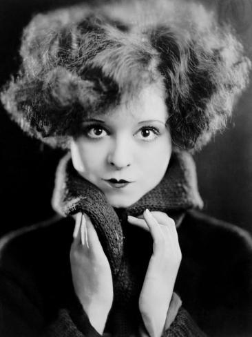Clara Bow, c.1924 Photo