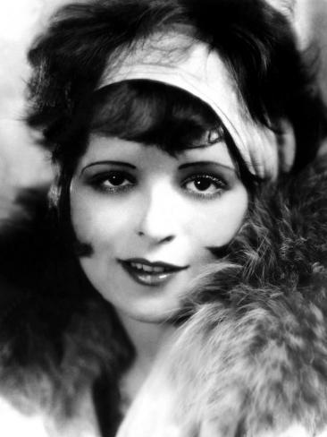 Clara Bow, c.1927 Photo