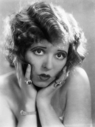 Clara Bow, c.1930 Photo