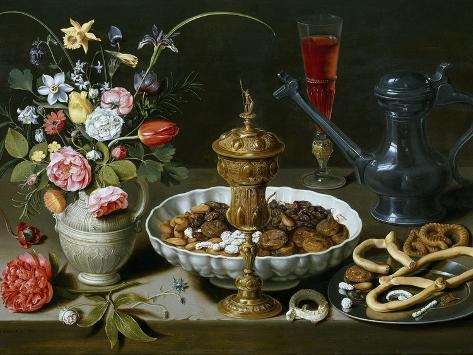 Table, 1611 Giclee Print