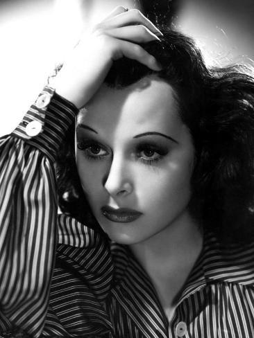 Hedy Lamarr, 1939 Photo