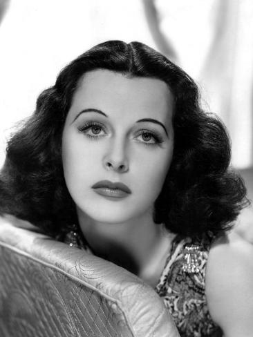 Hedy Lamarr, 1939 Photo