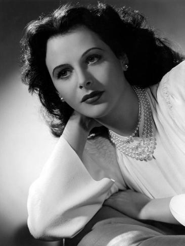 Hedy Lamarr, 1942 Photo
