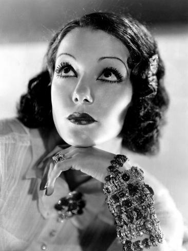 Lupe Velez, 1933 Photo