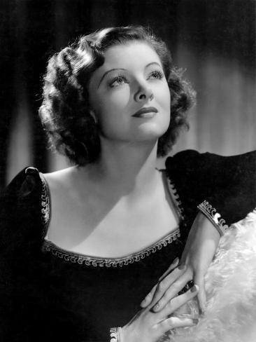 Man-Proof, Myrna Loy, 1938 Photo