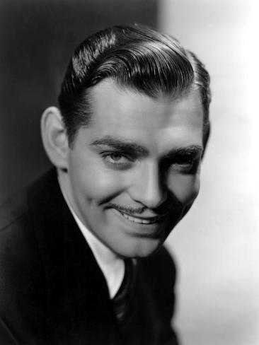 Clark Gable, February 12, 1935 Photo