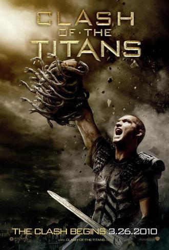 Clash of the Titans Masterprint