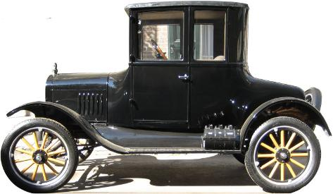Classic Car Standup Cardboard Cutouts