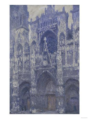 Rouen Cathedral, c.1892 Giclee Print