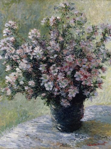 Vase of Flowers Giclee Print