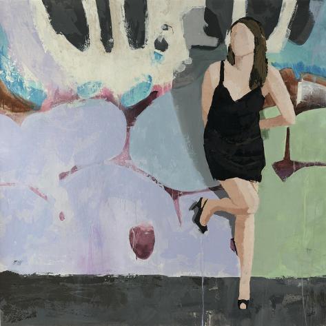 Fly Girl Giclee Print
