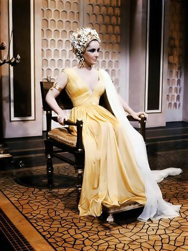 Cleopatra 1963 Directed By Joseph L Mankiewicz Elizabeth Taylor Photo Photo Allposters Com