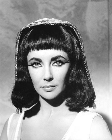 オールポスターズの cleopatra elizabeth taylor 写真