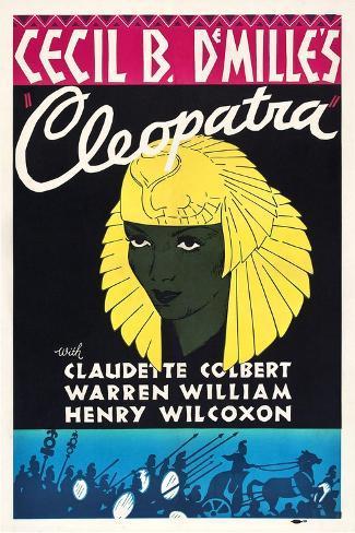 Cleopatra Lámina