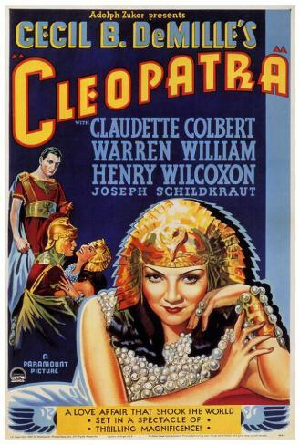 Cleopatra Poster