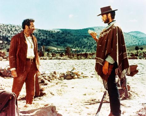 Clint Eastwood - Il Buono, il brutto, il cattivo Photo