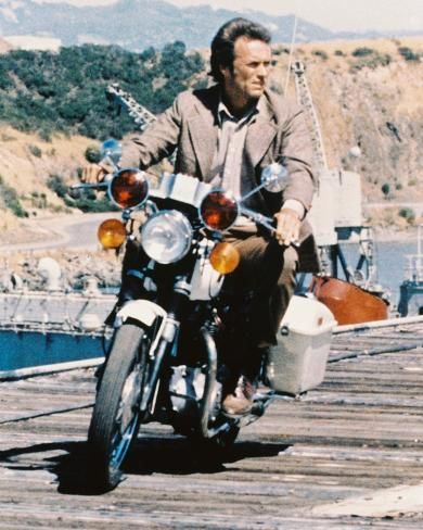 Clint Eastwood - Magnum Force Photo