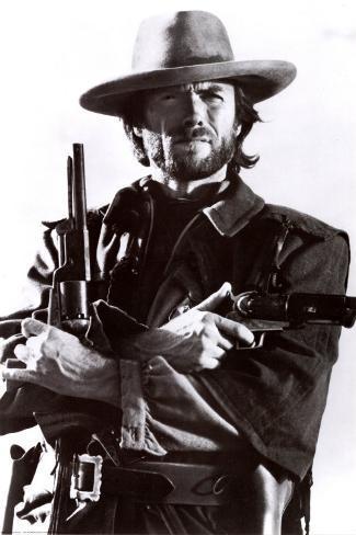 Clint Eastwood Pôster