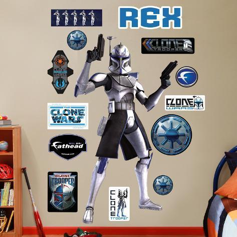 Clone Trooper Wall Decal