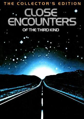 Close Encounters of the Third Kind Masterprint
