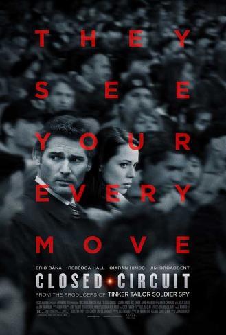 Closed Circuit Movie Poster Masterprint