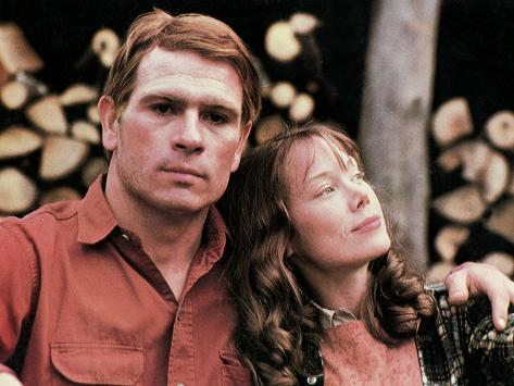 Coal Miner's Daughter, Tommy Lee Jones, Sissy Spacek, 1980 Fotografía