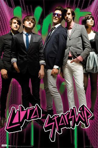 Cobra Starship - Hot Mess Poster