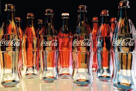 Coca-Cola - red eleven Juliste