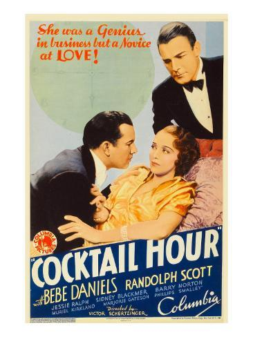 Cocktail Hour, 1933 Foto