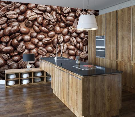 Coffee Bean Wall Mural Part 62